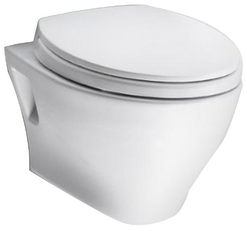 Aquia Wall-Hung Toilet from Toto