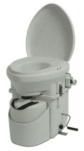 Dry Composting Toilet from Nature's Head