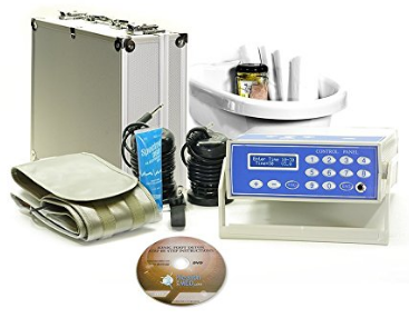 Ionic Detox Foot Bath System from HEALTHandMED