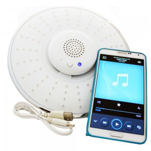 Speaker Shower Head
