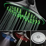 The DreamSpa Ultra Luxury LED Shower Head