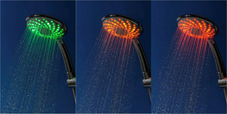 Shower LED