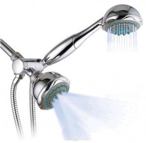 Dual showerhead